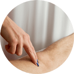 Fizikalna terapija, rehabilitacija, PRP krvna platma tretman terapija povreda kuk koleno rame skočni zglob